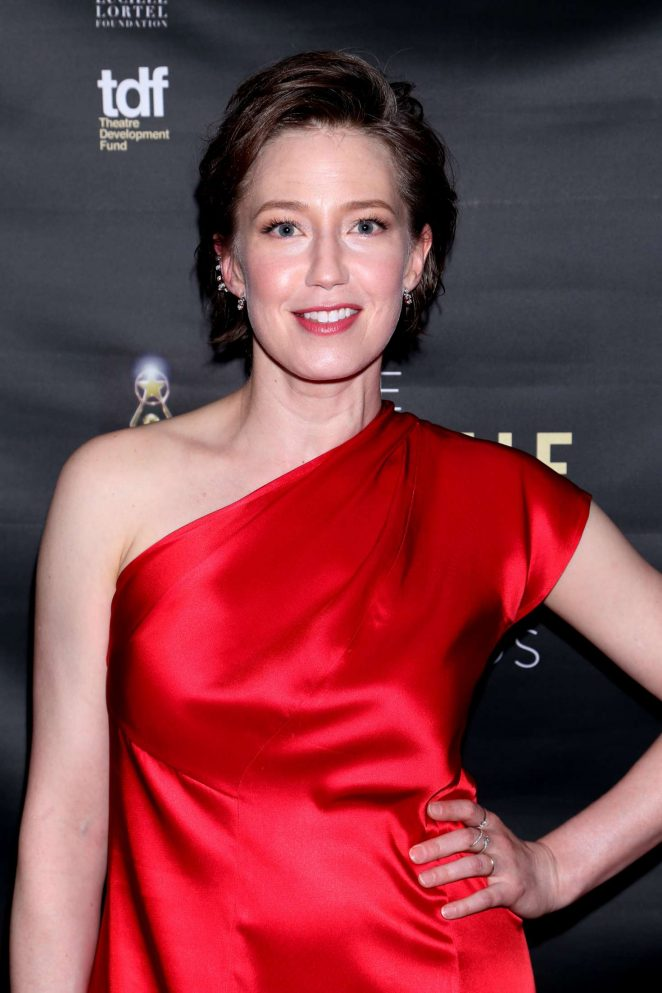 Carrie Coon - 2018 Lucille Lortel Awards in New York