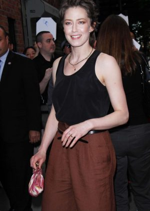 Carrie Coon - 'The Leftovers' Screening in New York City