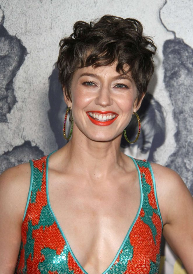 Carrie Coon - 'The Leftovers' Season 3 Premiere in Los Angeles