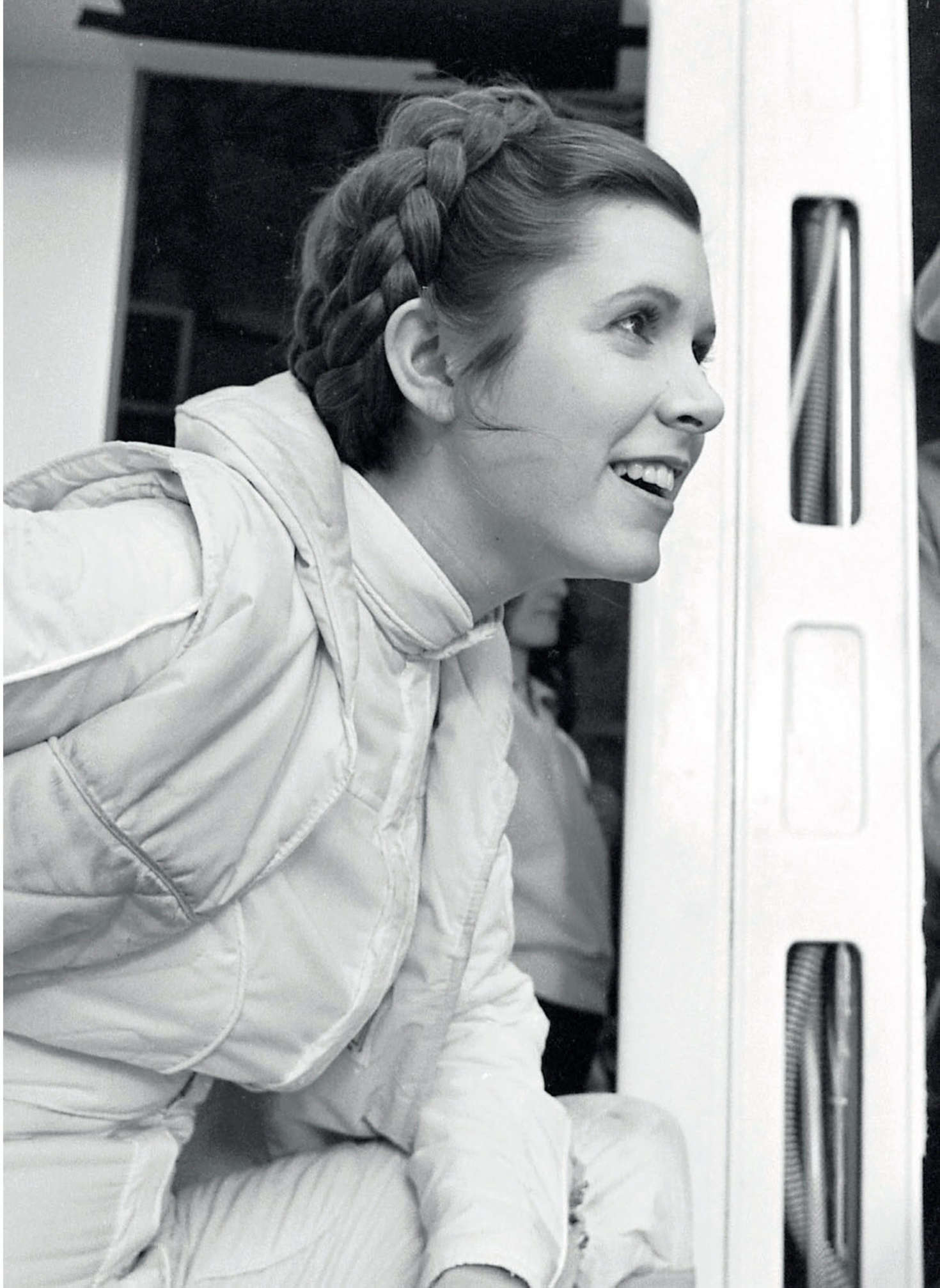 Carrie Fisher: Star Wars Insider 2017 -12 - GotCeleb