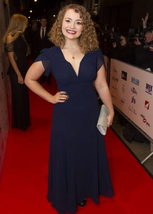 Carrie Hope Fletcher - 2017 WhatsOnStage Awards Concert Awards in London