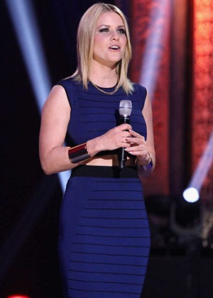 Carrie Keagan - NBA All-Star Weekend Fashion Show in NY