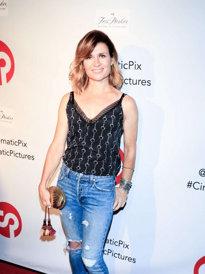 Carrie Lazar - Cinematic Pictures Presents 'Longmire' Coffee Table Book in LA