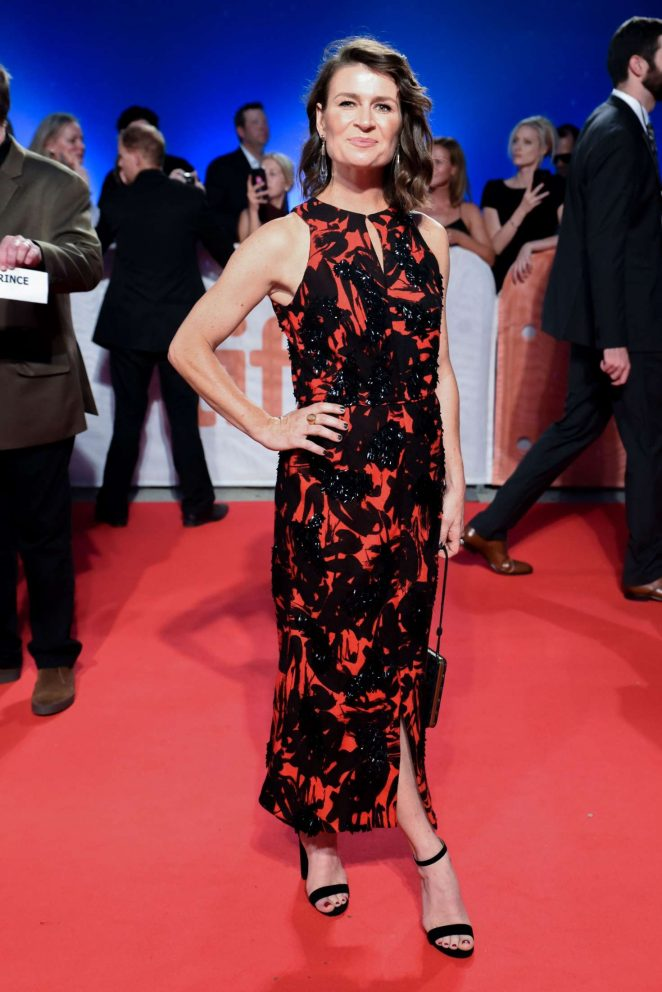 Carrie Lazar - 'The Magnificent Seven' Premiere at 2016 Toronto International Film Festival