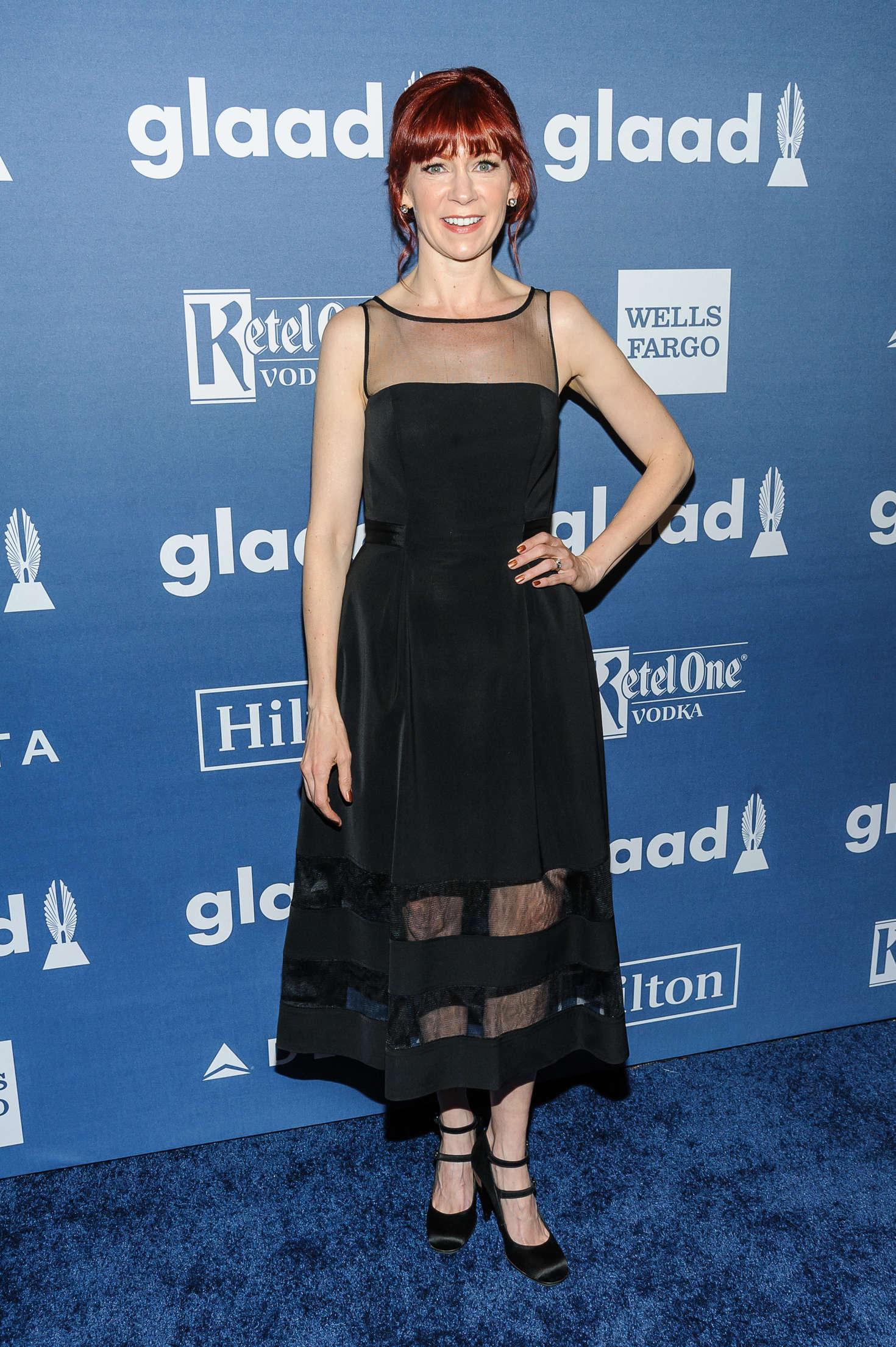 Carrie Preston - 2016 GLAAD Media Awards in NYC