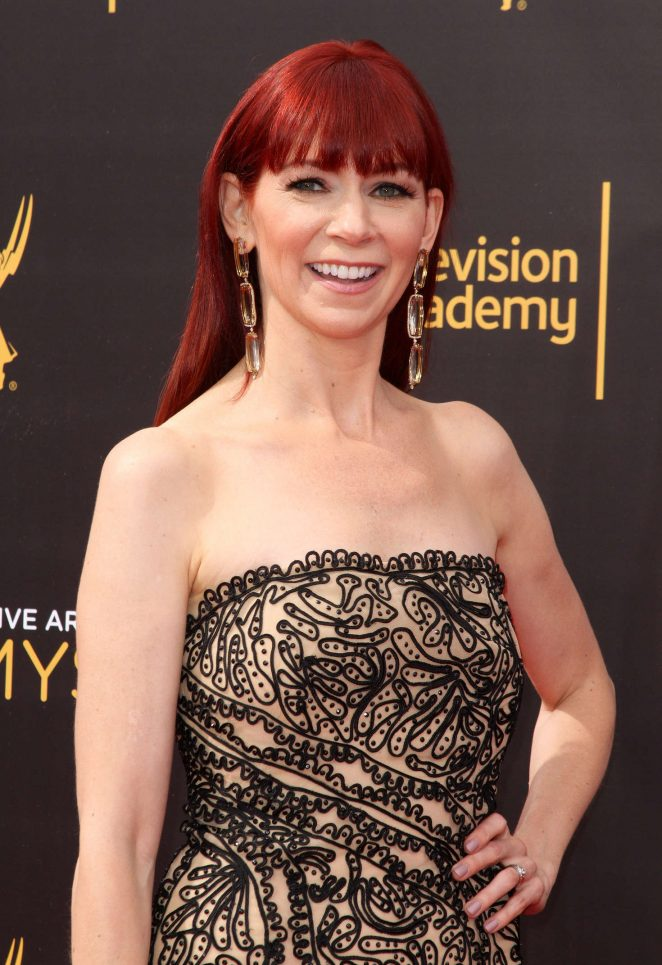Carrie Preston - Creative Arts Emmy Awards 2016 in Los Angeles