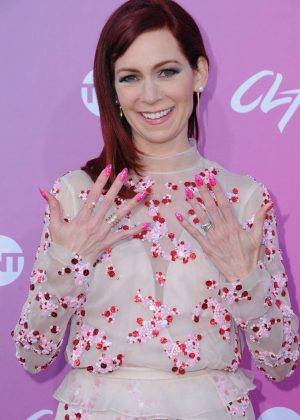 Carrie Preston - TNT's 'Claws' Premiere in Los Angeles