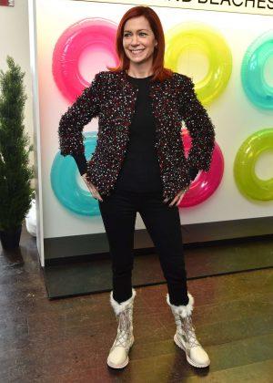 Carrie Preston - Variety Studio at 2017 Sundance Day 2 in Utah