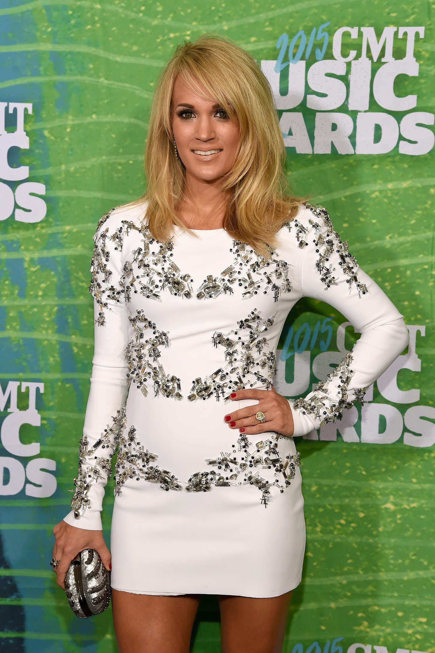 carrie underwood 2015 cmt music awards in nashville. Black Bedroom Furniture Sets. Home Design Ideas