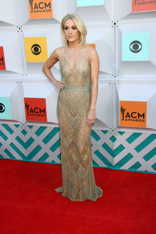 Carrie Underwood - 52nd Annual Academy Of Country Music
