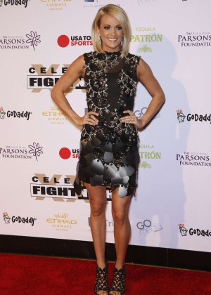 Carrie Underwood - 2016 Muhammad Ali's Celebrity Fight Night in Phoenix