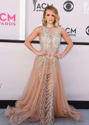 Carrie Underwood - 2017 ACM Awards in Las Vegas