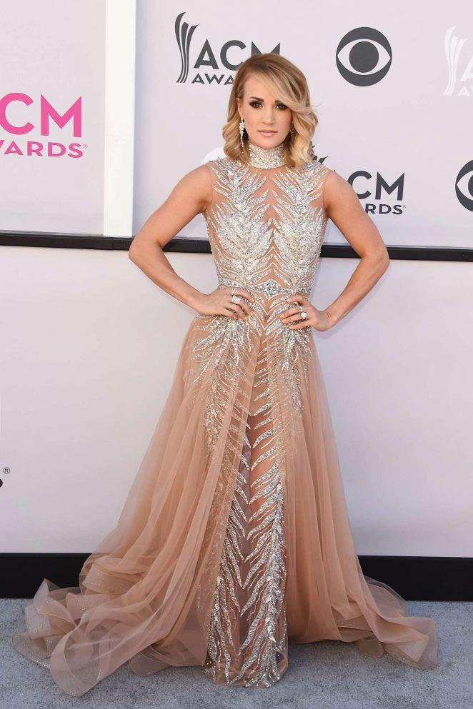 Carrie Underwood - 2017 ACM Awards in Las Vegas