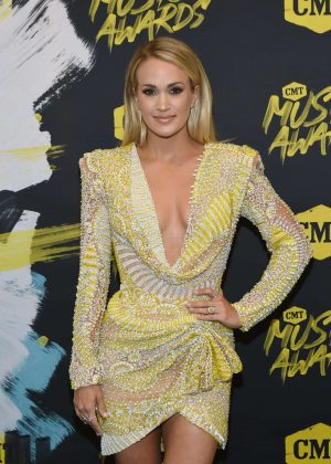 Carrie Underwood - 2018 CMT Music Awards in Nashville