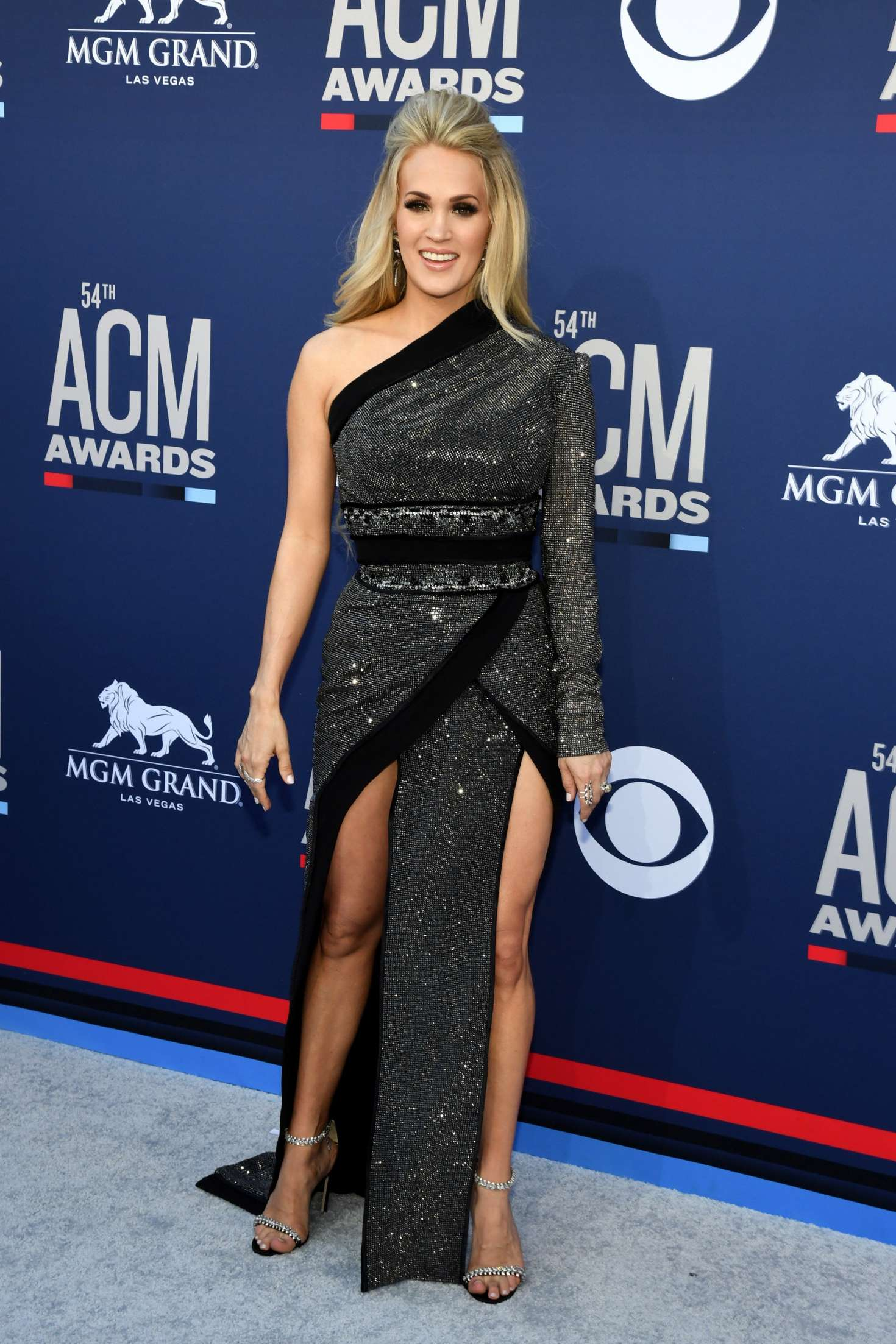 Carrie Underwood 2019 : Carrie Underwood: 2019 Academy of Country Music Awards -01
