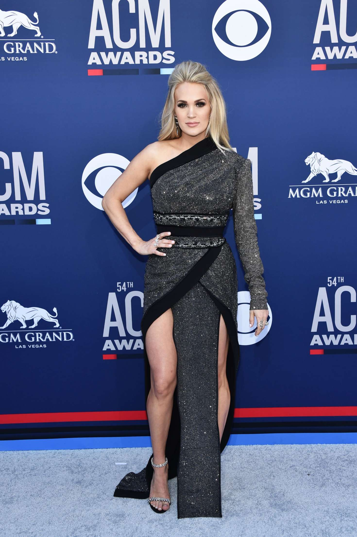 Carrie Underwood 2019 : Carrie Underwood: 2019 Academy of Country Music Awards -06
