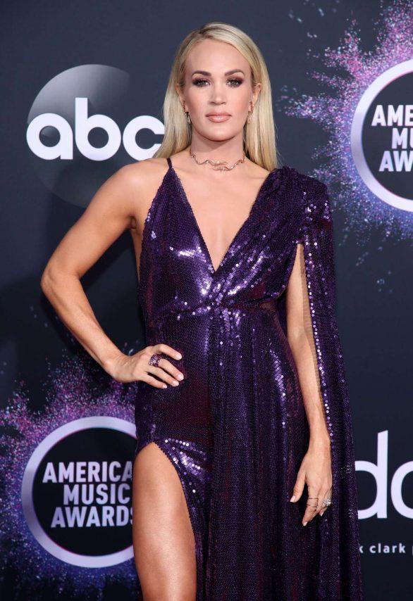 Carrie Underwood - 2019 American Music Awards in Los Angeles
