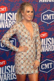 Carrie Underwood - 2019 CMT Music Awards in Nashville
