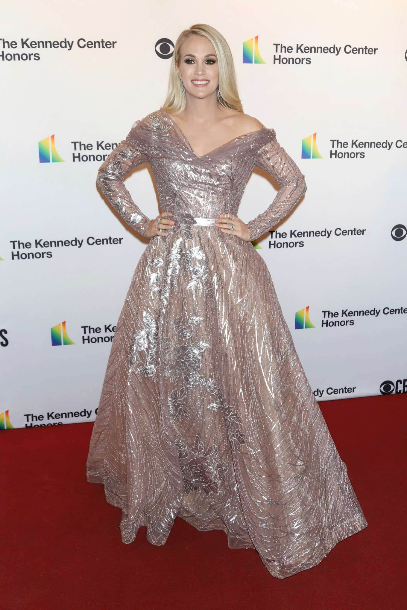 Carrie Underwood - 2019 Kennedy Center Honors at the Kennedy Center in Washington