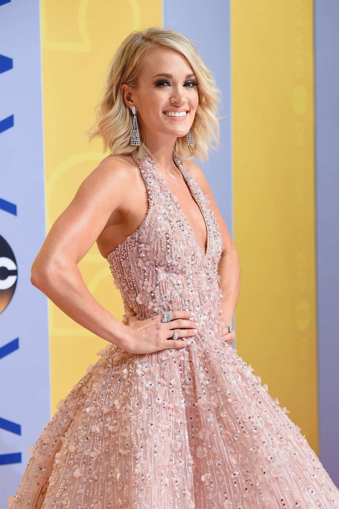 Carrie Underwood - 50th Annual CMA Awards in Nashville