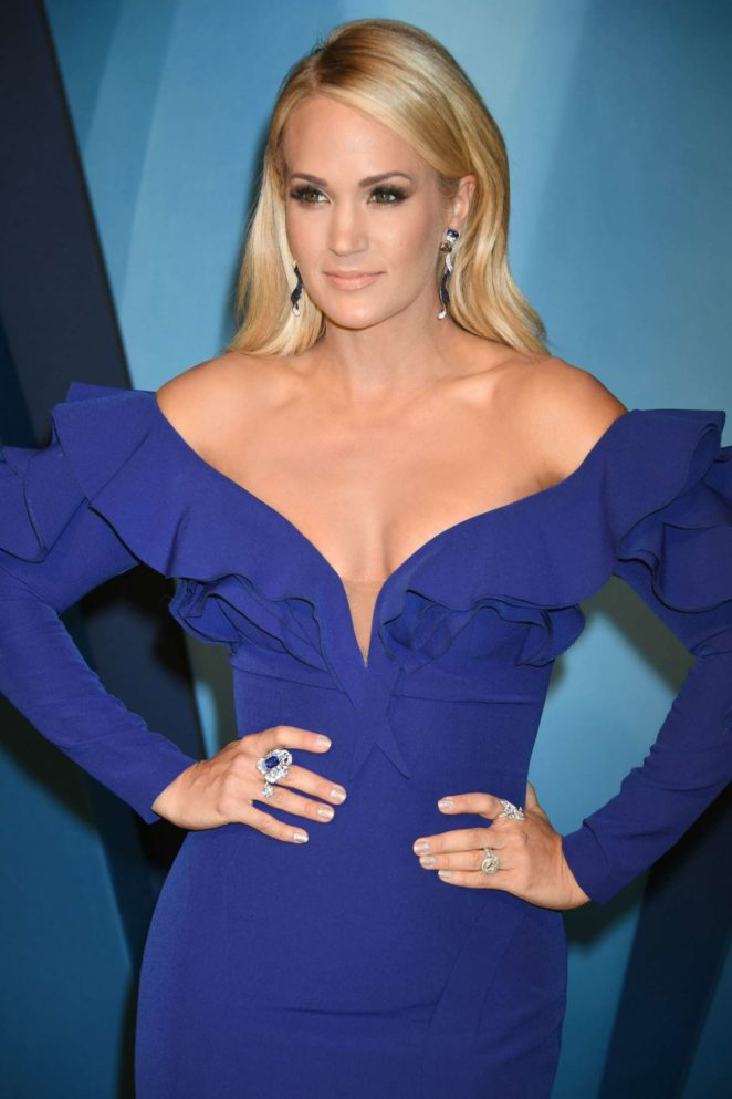 Carrie Underwood - 51st Annual CMA Awards in Nashville