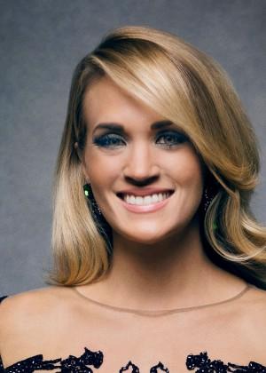 Carrie Underwood - All-Star Grammy Concert Portrait Session (December 2015)