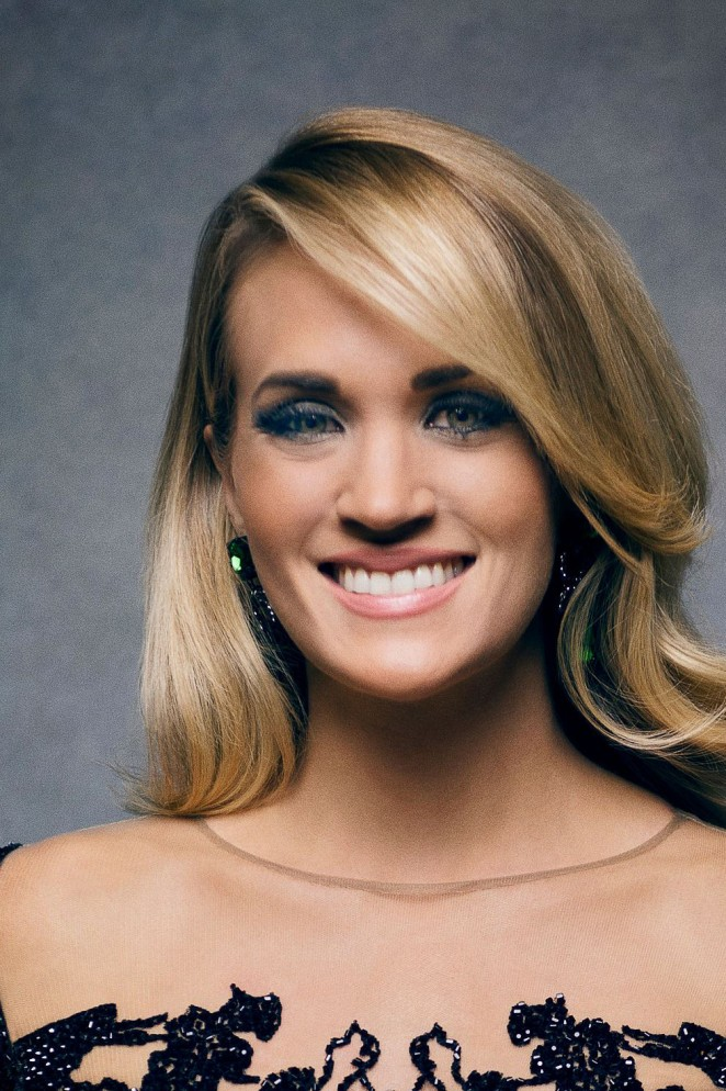 Carrie Underwood - All-Star Grammy Concert Portrait Session (December 2015)