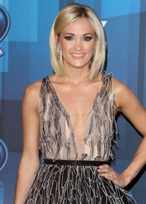 Carrie Underwood - American Idol Finale 2016 in Los Angeles
