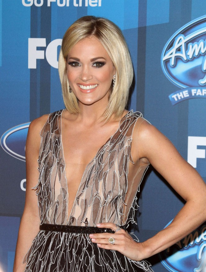 Carrie Underwood: American Idol Finale 2016 -05