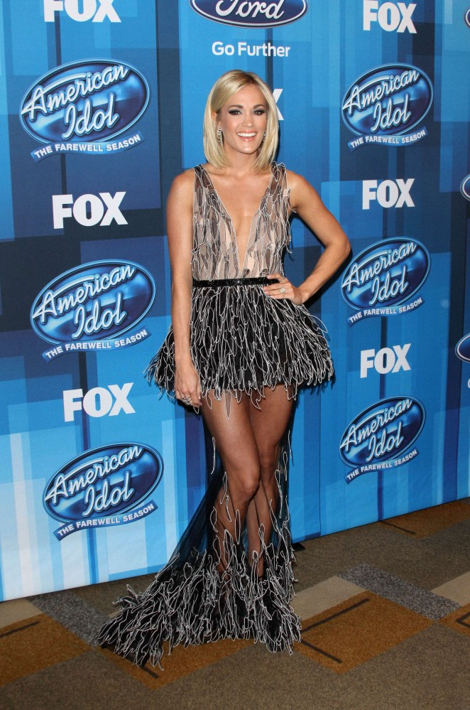 Carrie Underwood: American Idol Finale 2016 -07