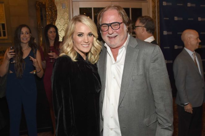 Carrie Underwood: Attends Nashville Shines for Haiti Event -05