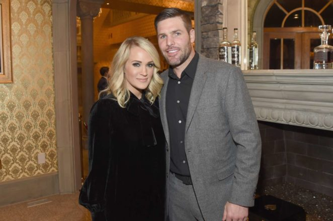 Carrie Underwood: Attends Nashville Shines for Haiti Event -09