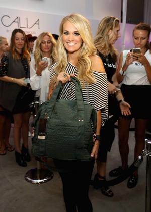 Carrie Underwood - CALIA By Carrie Underwood New York Fashion Week Presentation