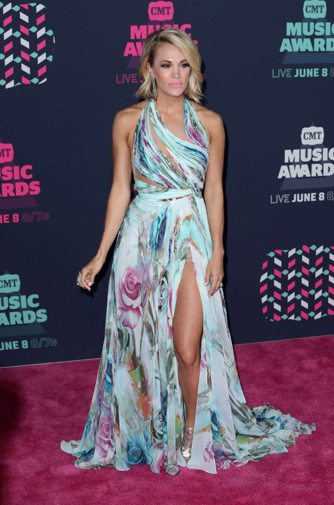 Carrie Underwood - CMT Music Awards 2016 in Nashville