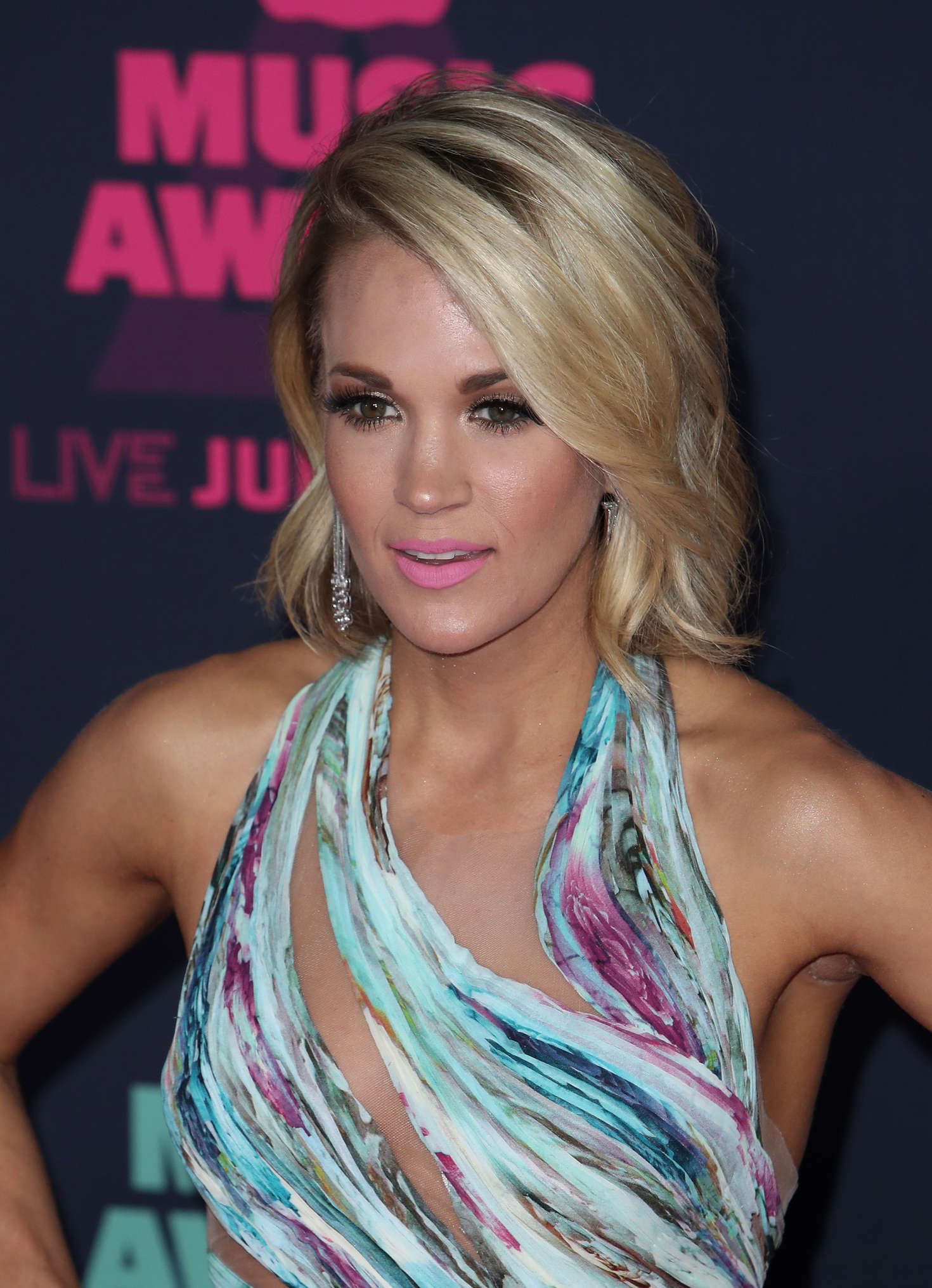 Carrie Underwood Cmt Music Awards 2016 08