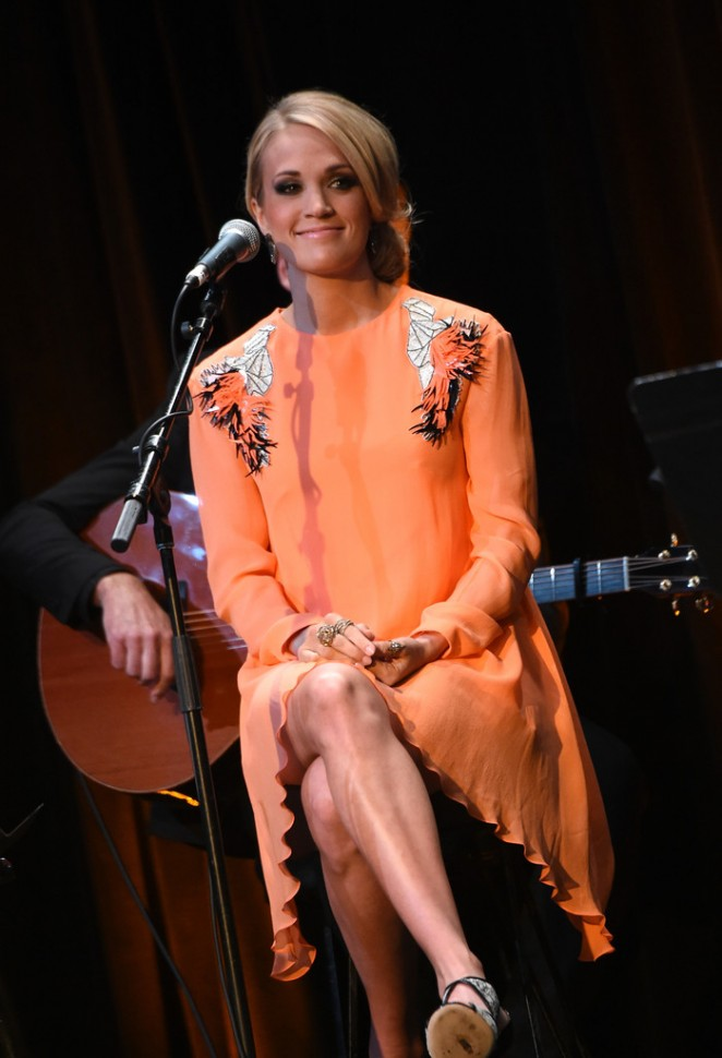 Carrie Underwood - Country Music Hall of Fame & Museum: 'All for the Hall New York'