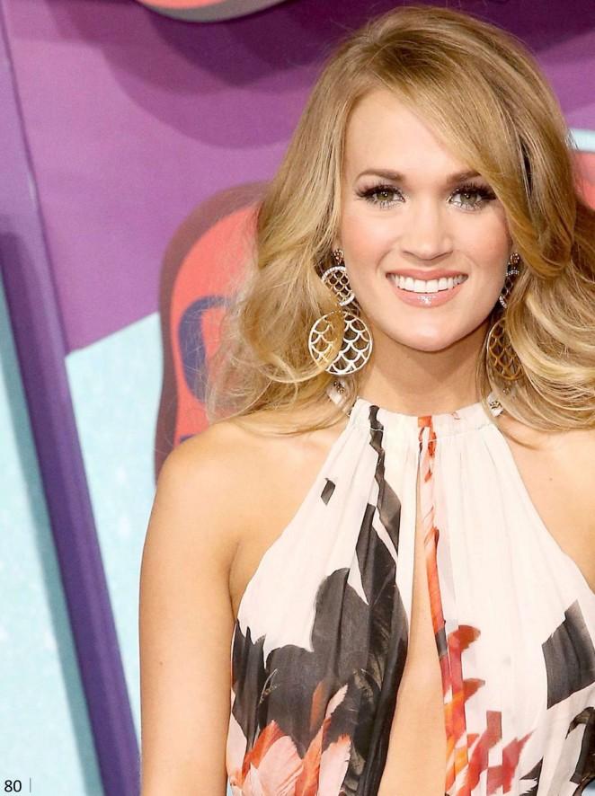Carrie Underwood  - eNews Magazine (Juny 2015)