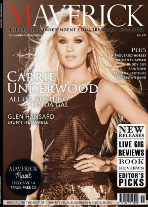 Carrie Underwood - Maverick Magazine (November/December 2015)