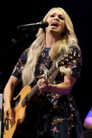 Carrie Underwood - Performing at the Grand Ole Opry in Nashville