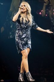 Carrie Underwood - Performs at Fiserv Forum in Milwaukee