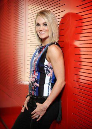 Carrie Underwood - Photoshoot in Sydney