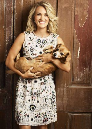 Carrie Underwood - Redbook Magazine (November 2016)