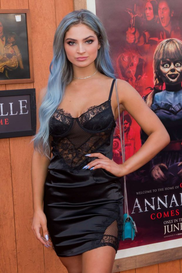 Carrington Durham - 'Annabelle Comes Home' Premiere in Los Angeles