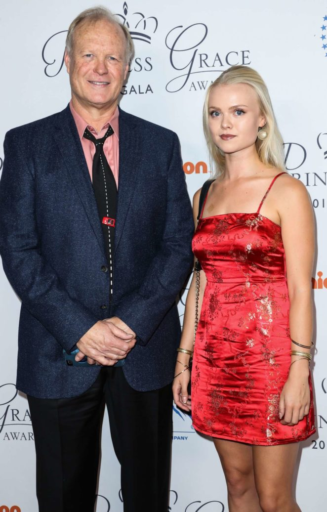 Carson Fagerbakke - Princess Grace Awards Gala Kickoff Event in LA