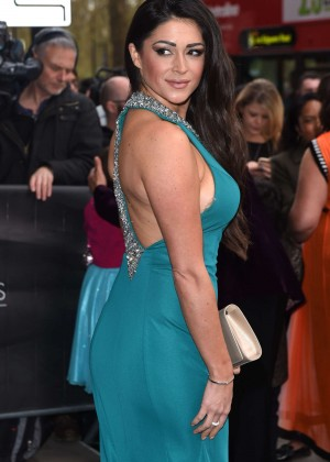 Casey Batchelor - Asian Awards 2015 in London