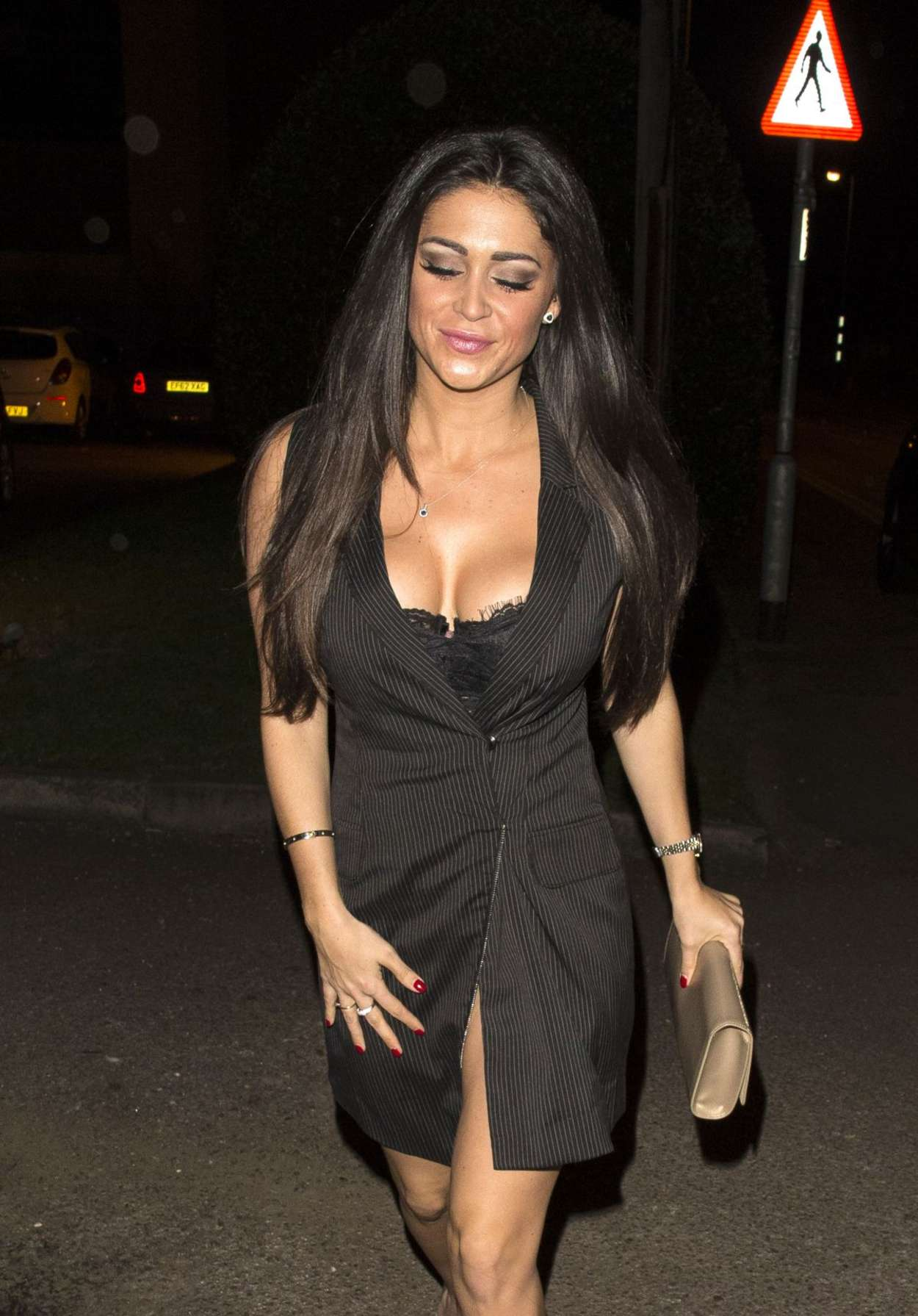 Casey Batchelor At Bonded By Blood 2 Wrap Party In Essex