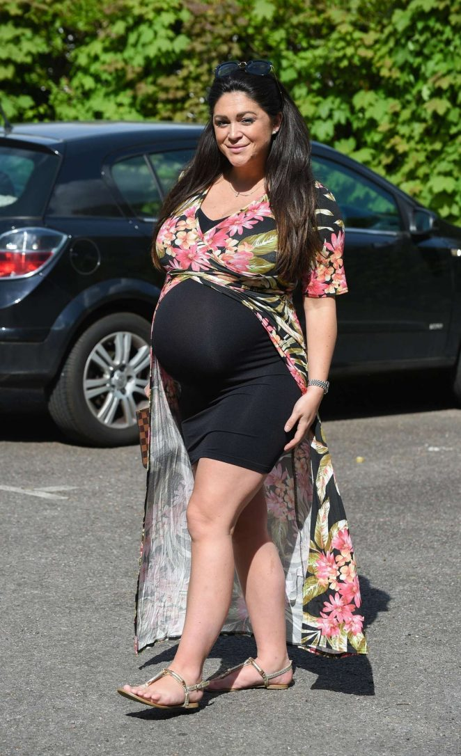 Casey Batchelor - Heading to brunch in Essex