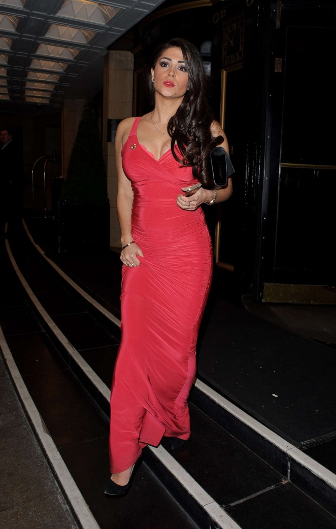 Casey Batchelor: Leaving The Dorchester Hotel -06