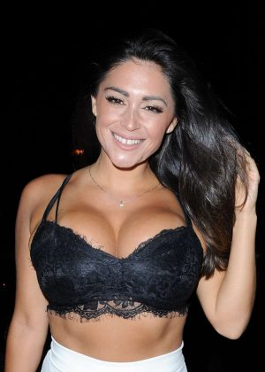 Casey Batchelor - Night Out in Portugal
