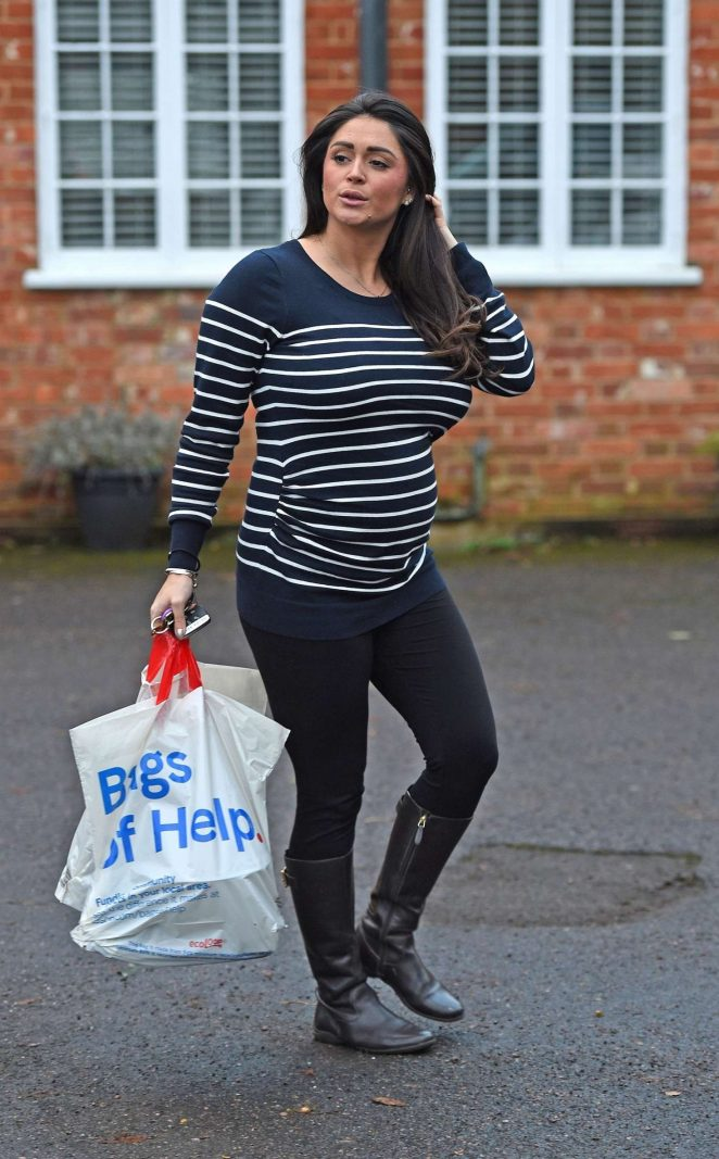 Casey Batchelor - Shopping in Essex